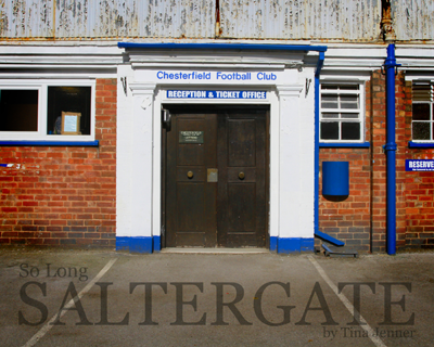 So Long Saltergate Book