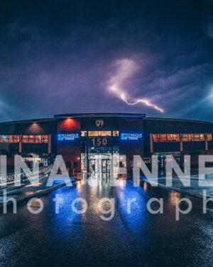 2021 Technique Stadium Lightning